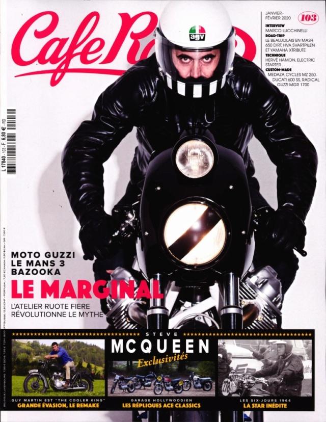 Café racer mag 2020:Guzzi Guzzi Guzzi.... Cafe_r10