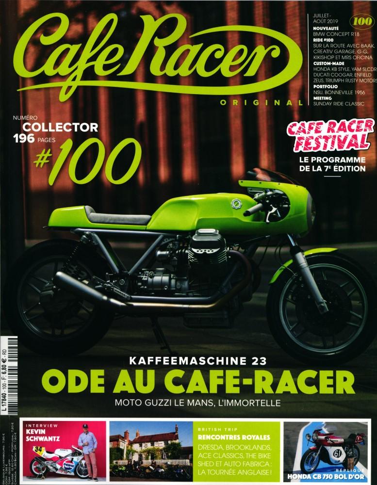 Café racer 100.... Cr10010