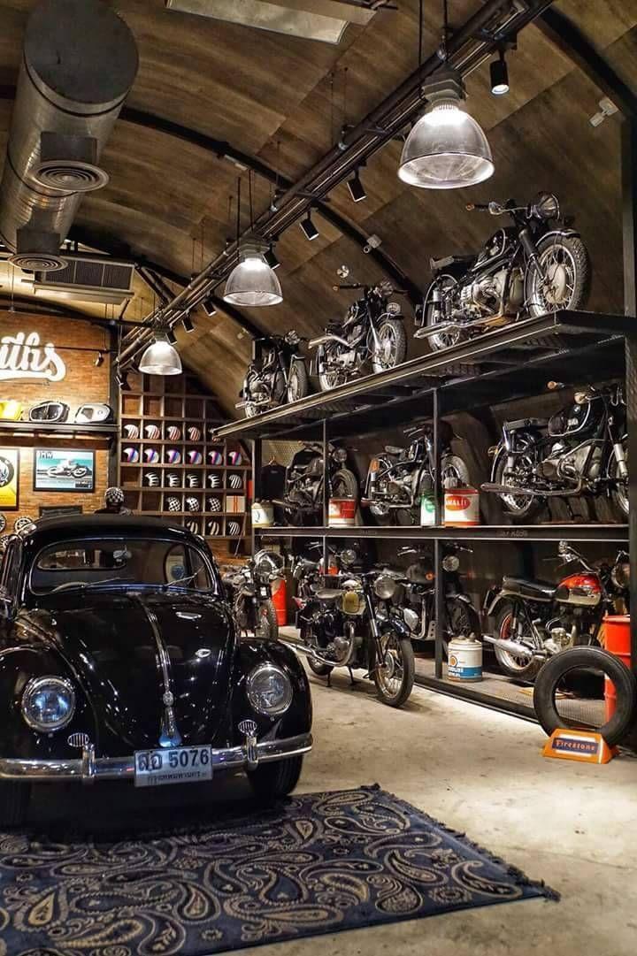 Les garages, les pièces mécaniques d'ici et d'ailleur.... - Page 33 Garage12