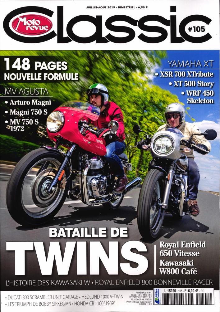 Moto revue classic Juillet Aout Mc10
