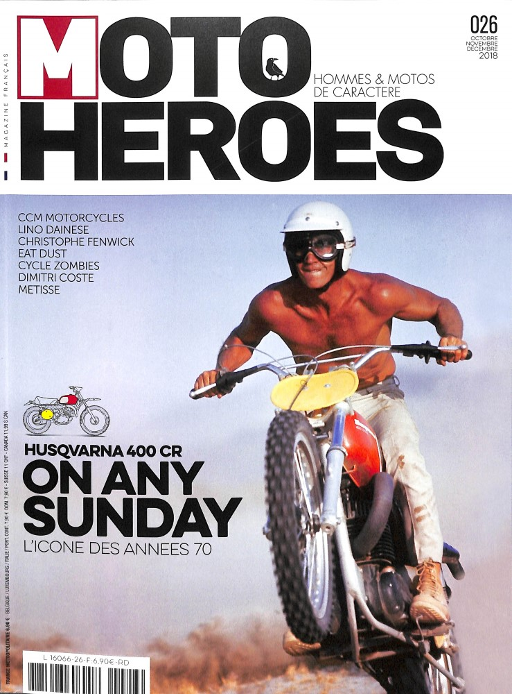 Moto heroes:on any sunday.... Mh11