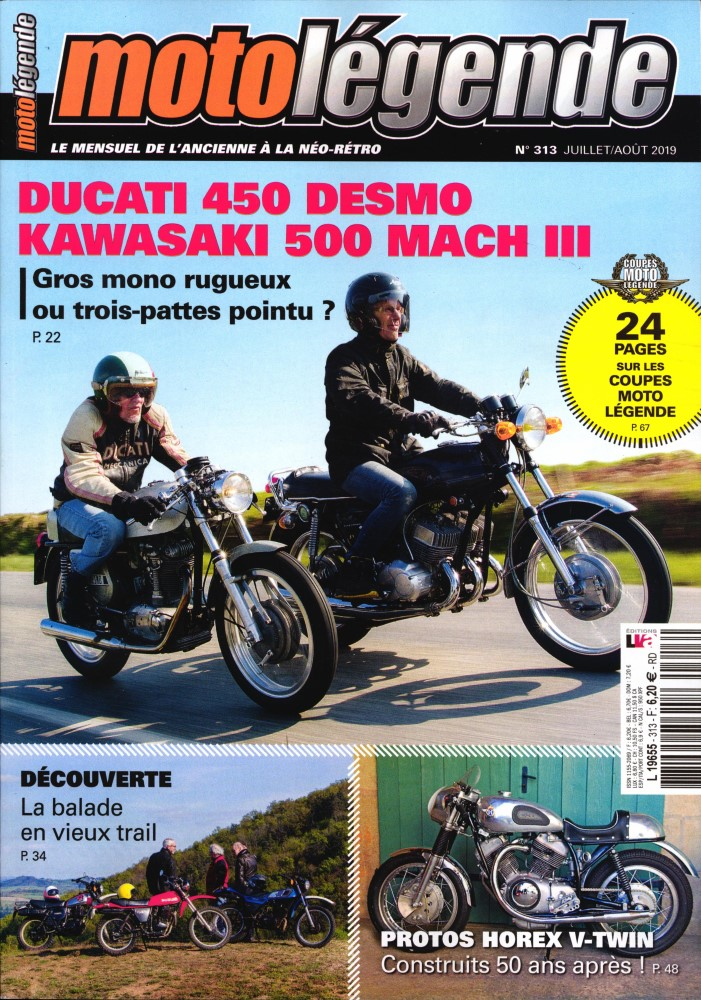 Moto légende juillet/août avec une belle Horex.... Ml22