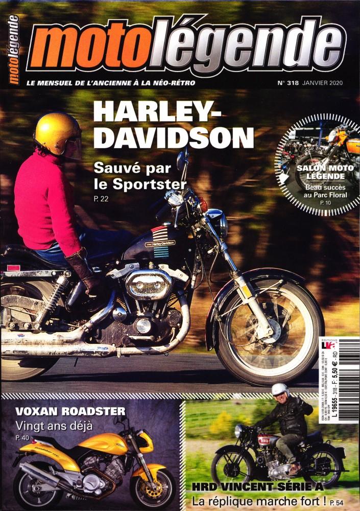 Moto légende:Sportster.... Ml26