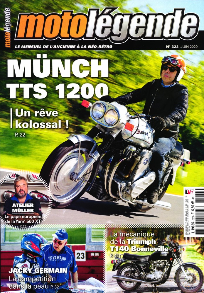 Moto Légende Juin.... Ml27