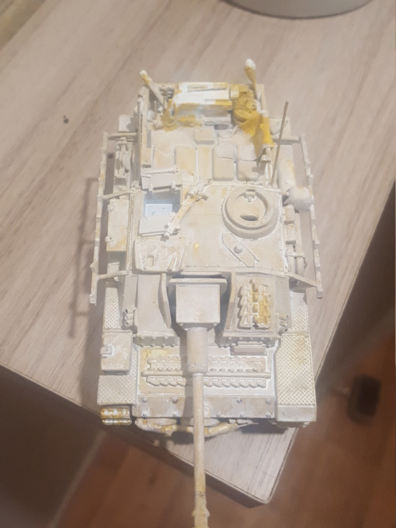 diorama stug III  20180718