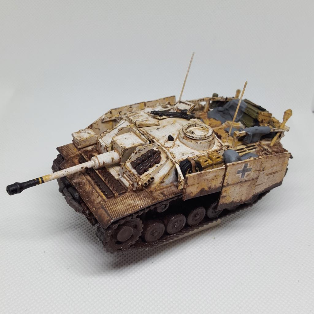 diorama stug III  20180725