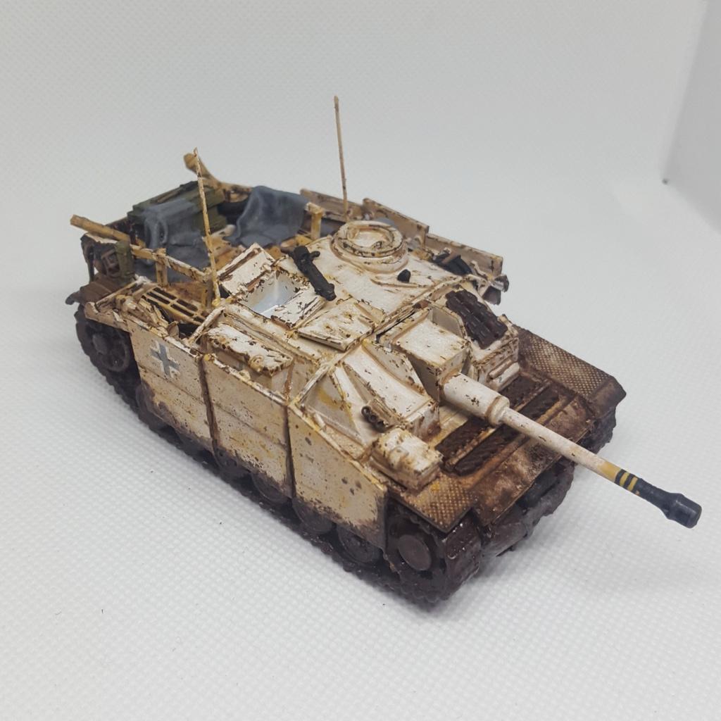 diorama stug III  20180727