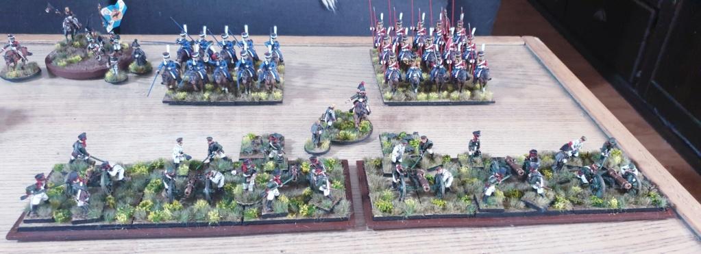 3 ème division du général Konovnitzyne à Borodino  20200614