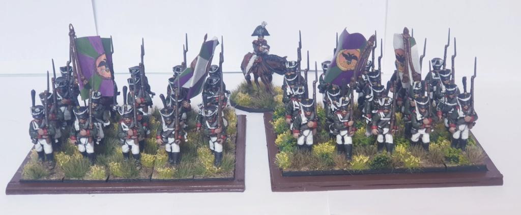 3 ème division du général Konovnitzyne à Borodino  20200623