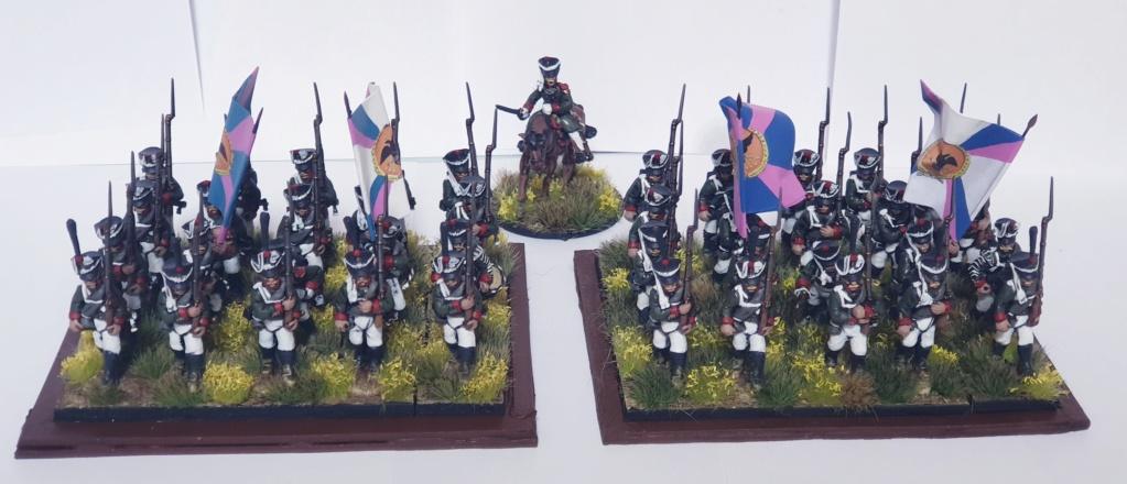 3 ème division du général Konovnitzyne à Borodino  20200624