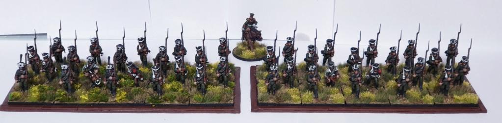 3 ème division du général Konovnitzyne à Borodino  20200625