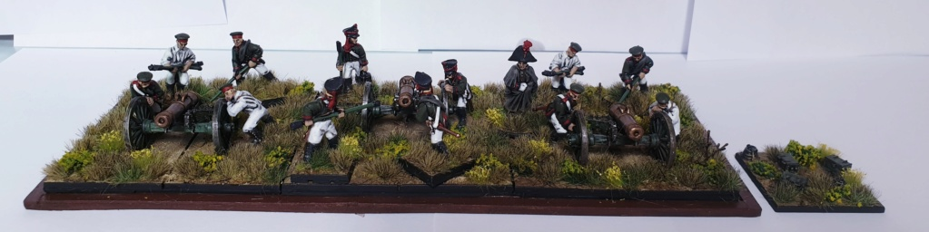 3 ème division du général Konovnitzyne à Borodino  20200628
