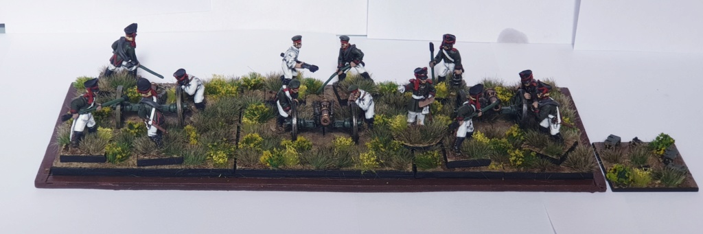3 ème division du général Konovnitzyne à Borodino  20200629