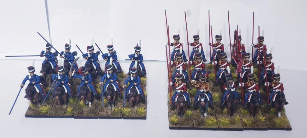 3 ème division du général Konovnitzyne à Borodino  20200630