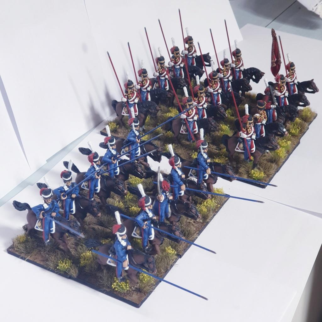 3 ème division du général Konovnitzyne à Borodino  20200631