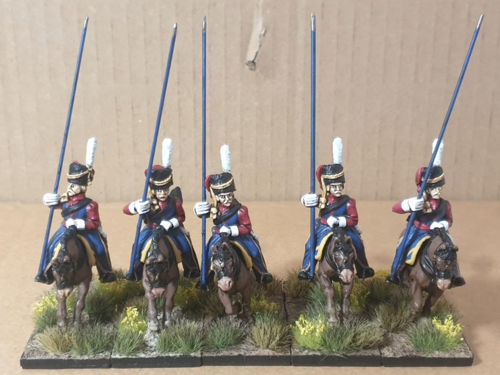 3 ème division du général Konovnitzyne à Borodino  20200715