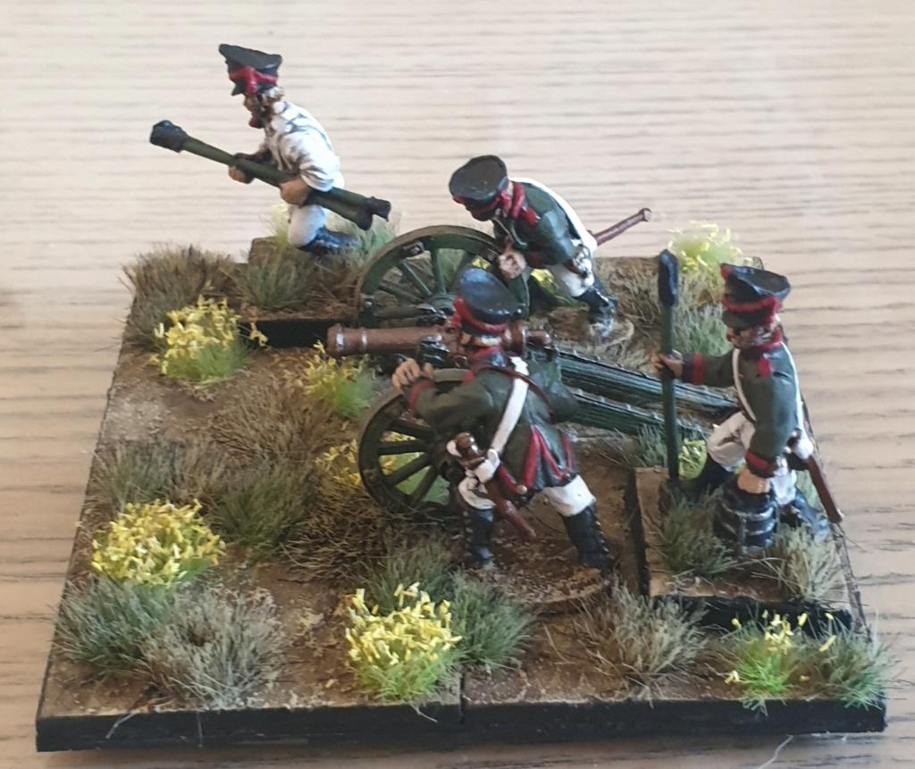 3 ème division du général Konovnitzyne à Borodino  - Page 2 20200815
