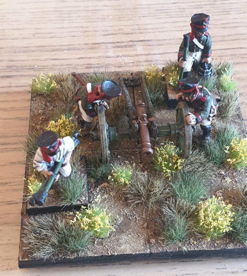 3 ème division du général Konovnitzyne à Borodino  - Page 2 20200816