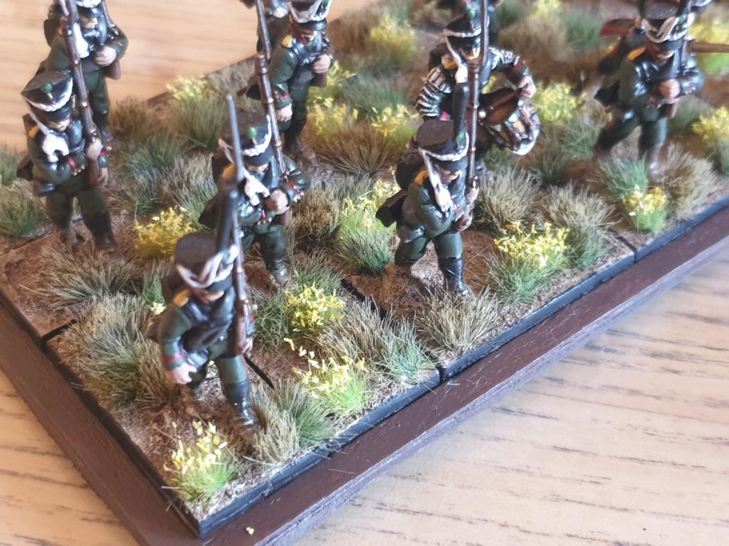3 ème division du général Konovnitzyne à Borodino  - Page 2 20200820