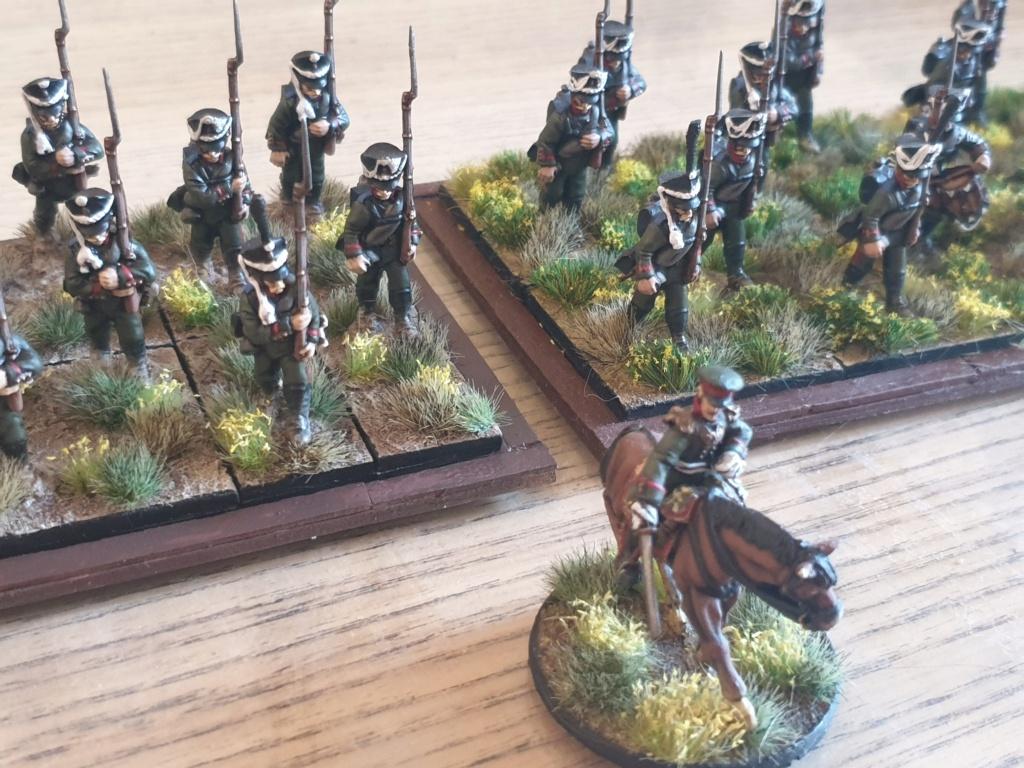 3 ème division du général Konovnitzyne à Borodino  - Page 2 20200822