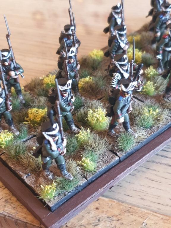 3 ème division du général Konovnitzyne à Borodino  - Page 2 20200823