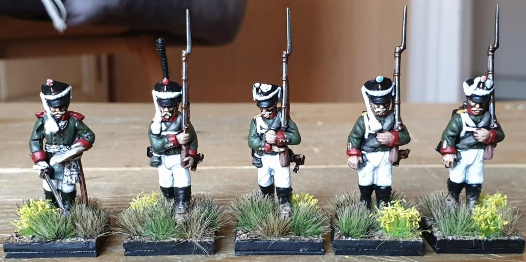3 ème division du général Konovnitzyne à Borodino  - Page 2 20200910