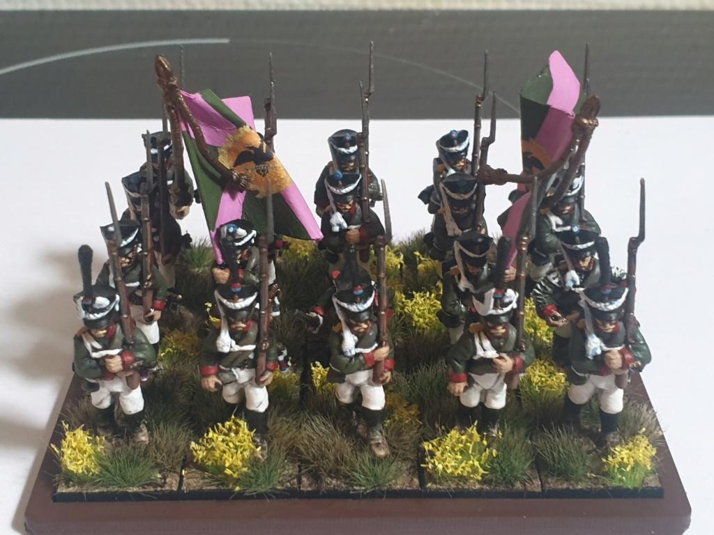 3 ème division du général Konovnitzyne à Borodino  - Page 2 20201010