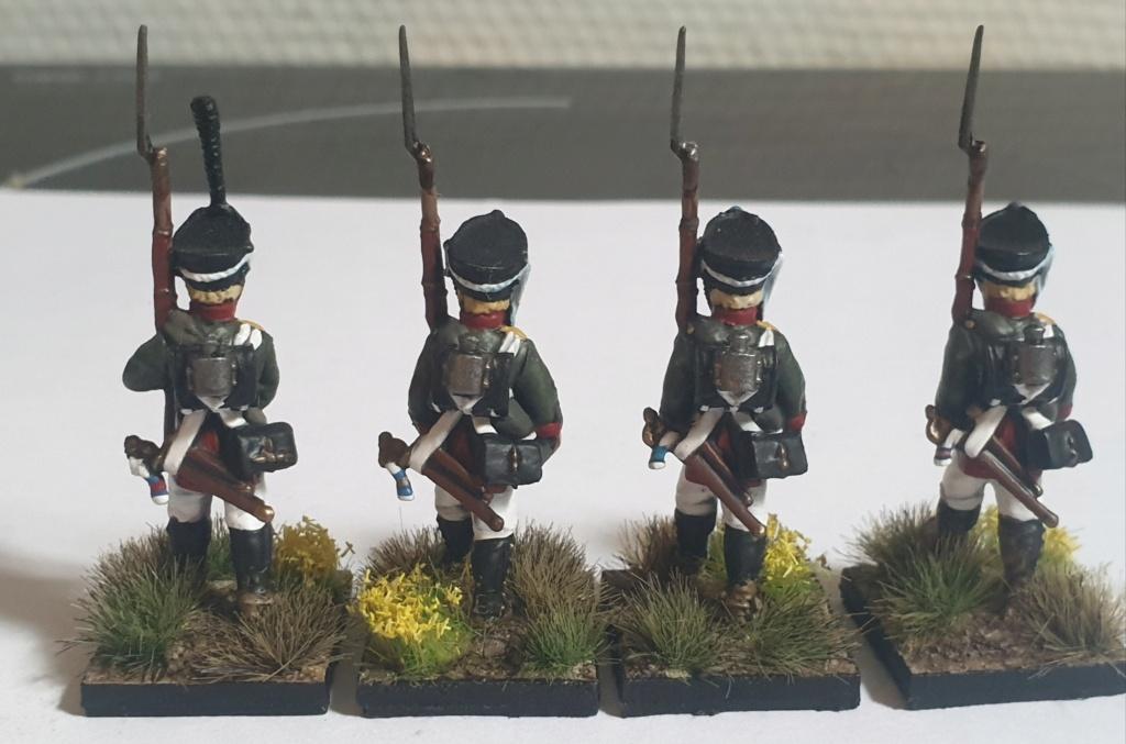 3 ème division du général Konovnitzyne à Borodino  - Page 2 20201012
