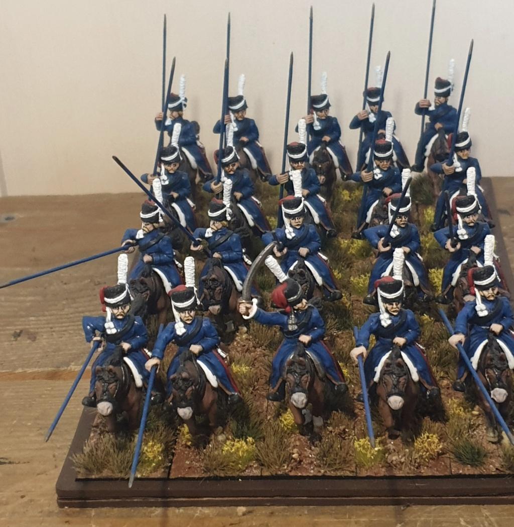 3 ème division du général Konovnitzyne à Borodino  - Page 3 20210413