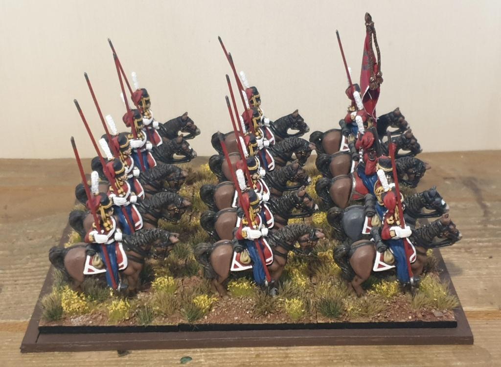 3 ème division du général Konovnitzyne à Borodino  - Page 3 20210417