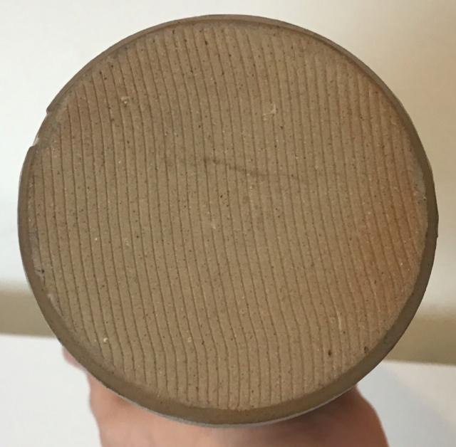 IB or bacw CB ?? Stoneware vase Aca8f010