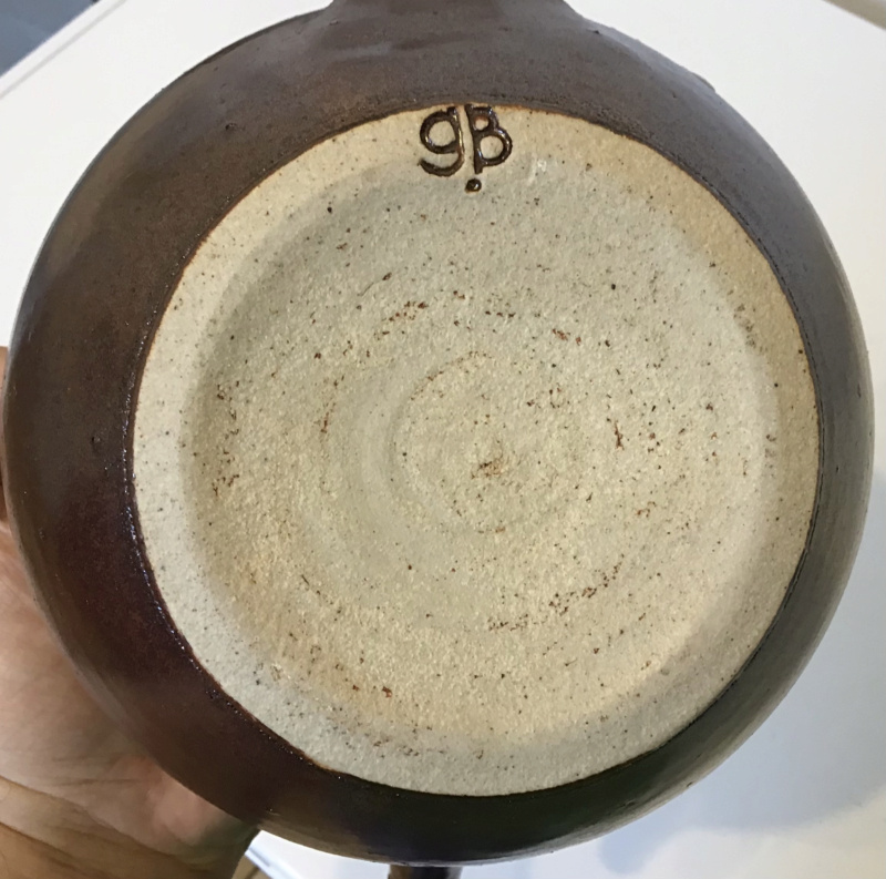 GB. Lovely chocolate teapot Bd5e2910
