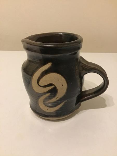 Stoneware jug - just a D C8310d10