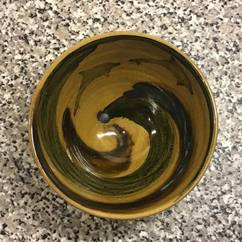Dolphin bowl BS or BPS E00e0510