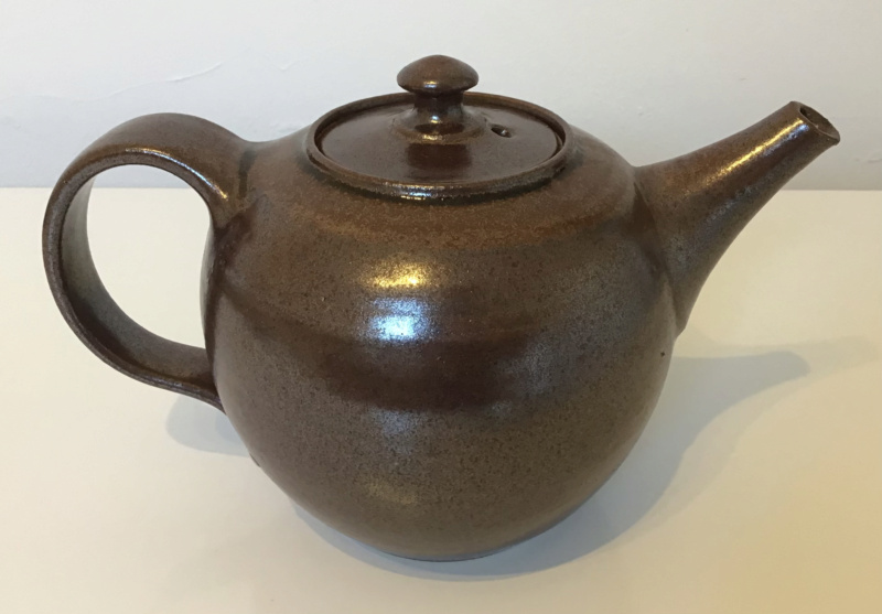 GB. Lovely chocolate teapot E6a5af10