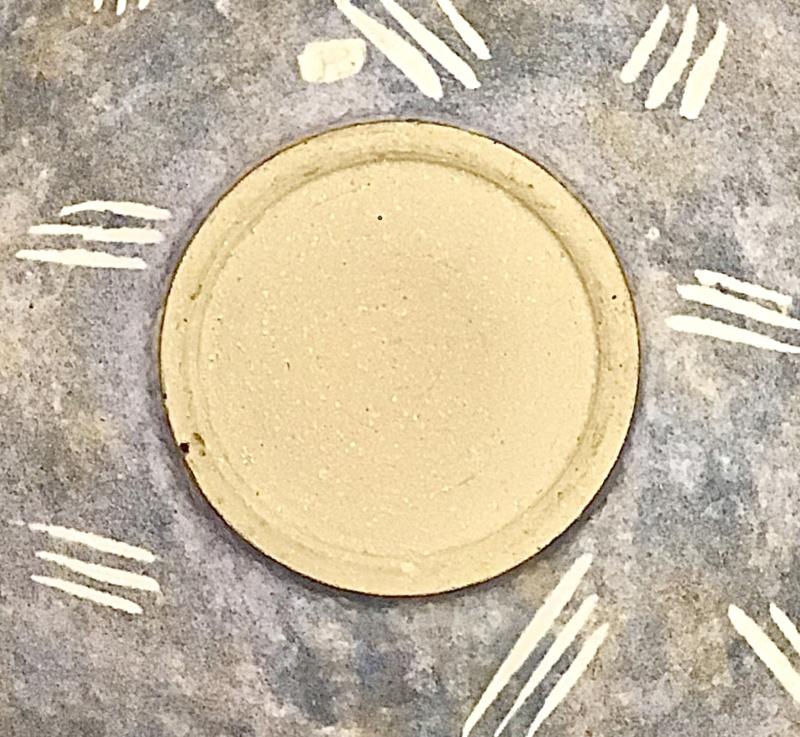Pastel bowl, tricky mark AB / JHB... F7f97e10