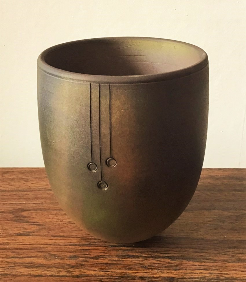 Raku Bowl LR mark - Leslie Rucinski Img_0823