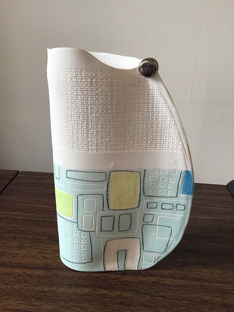 Textured, Geometric, Metallic and Crayon - SP mark - Frances Spice Img_0913