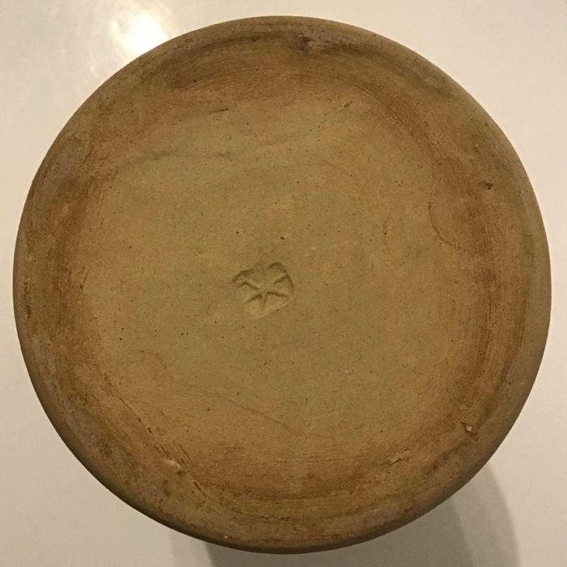 Utilitarian Tea Caddy - Ken Cameron, Crucible Pottery  Img_5422