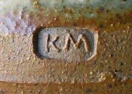 KM mark - Commemorative Pitcher - Kenneth Moore  Km_pit10