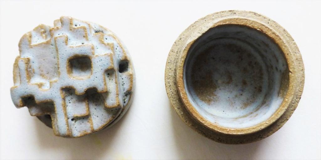 Strange cut out lidded box P1090914