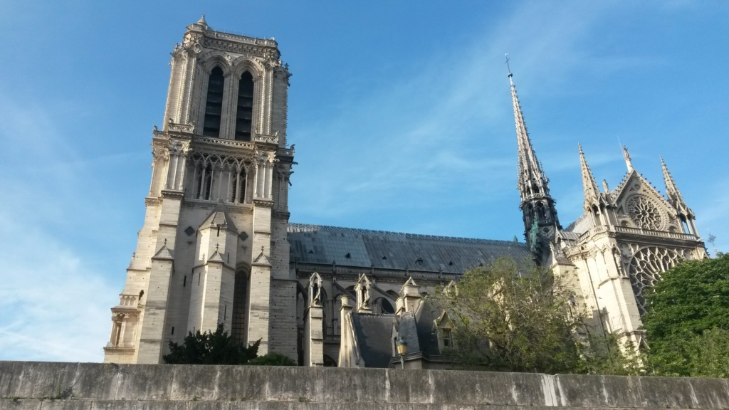 Notre-Dame de Paris  20180510