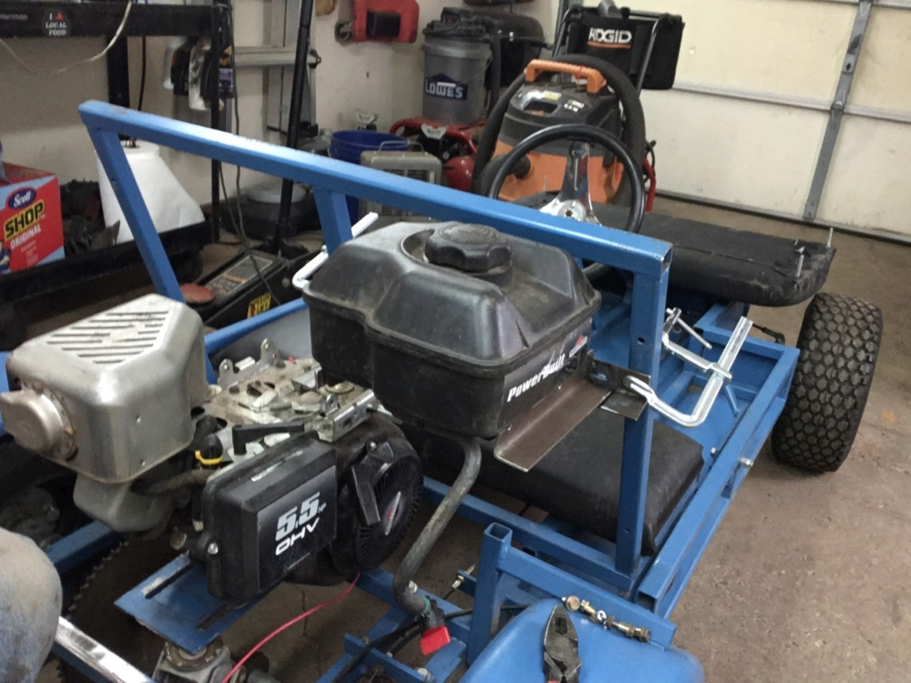 Homemade Go Kart Revival 25d2de10
