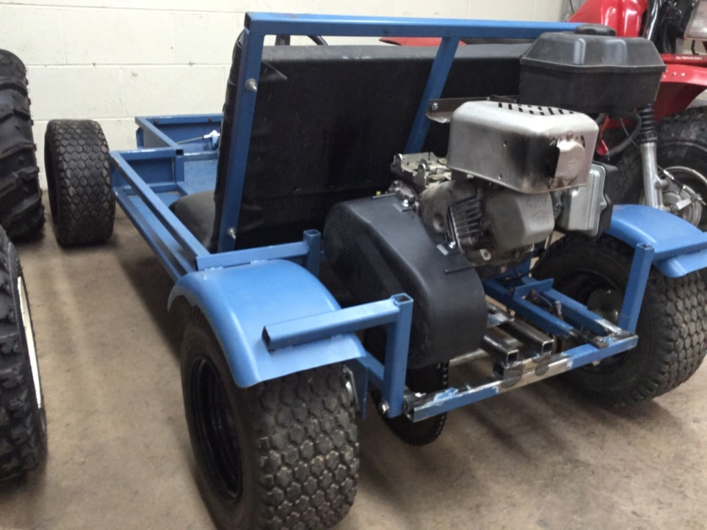 Homemade Go Kart Revival 76f74e10