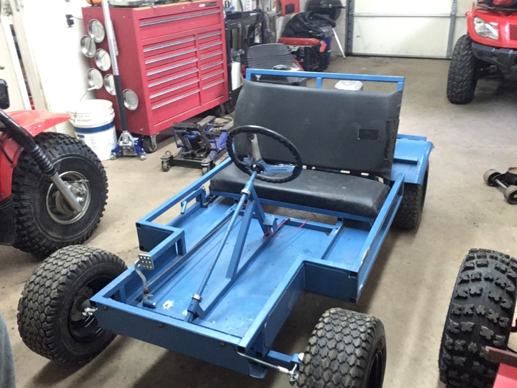 Homemade Go Kart Revival D1653f10