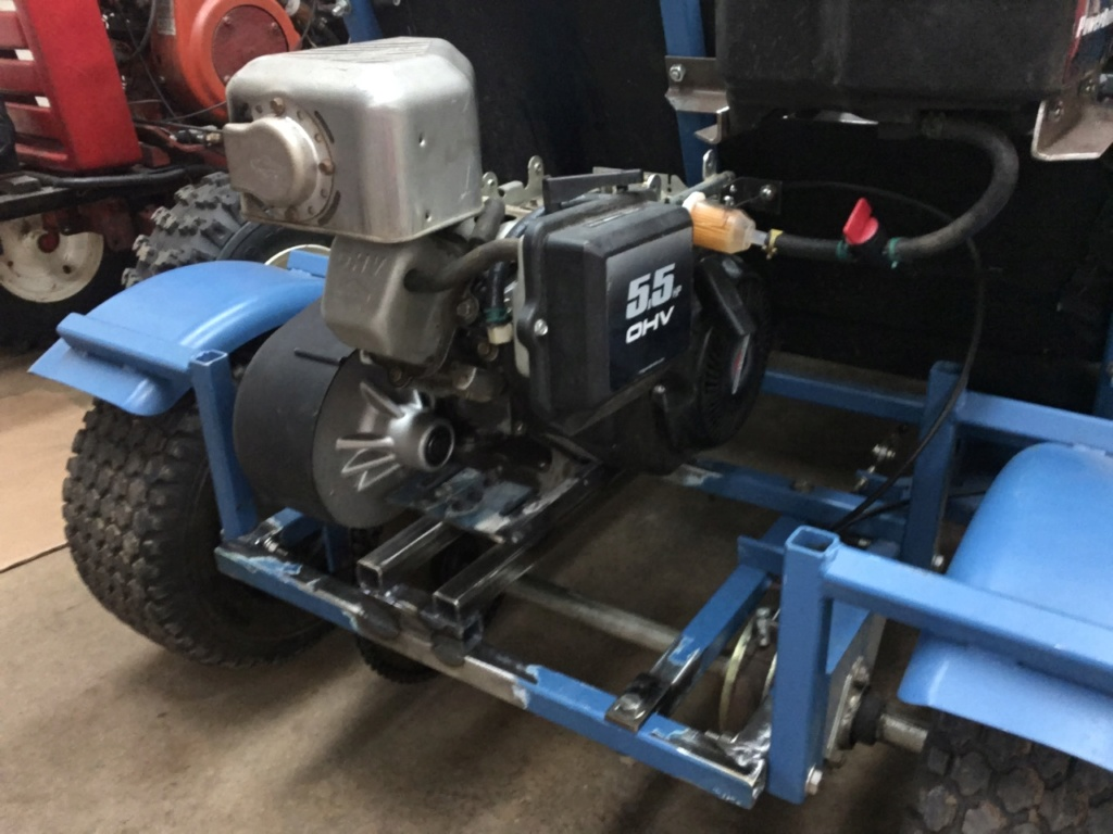 Homemade Go Kart Revival F802dd10
