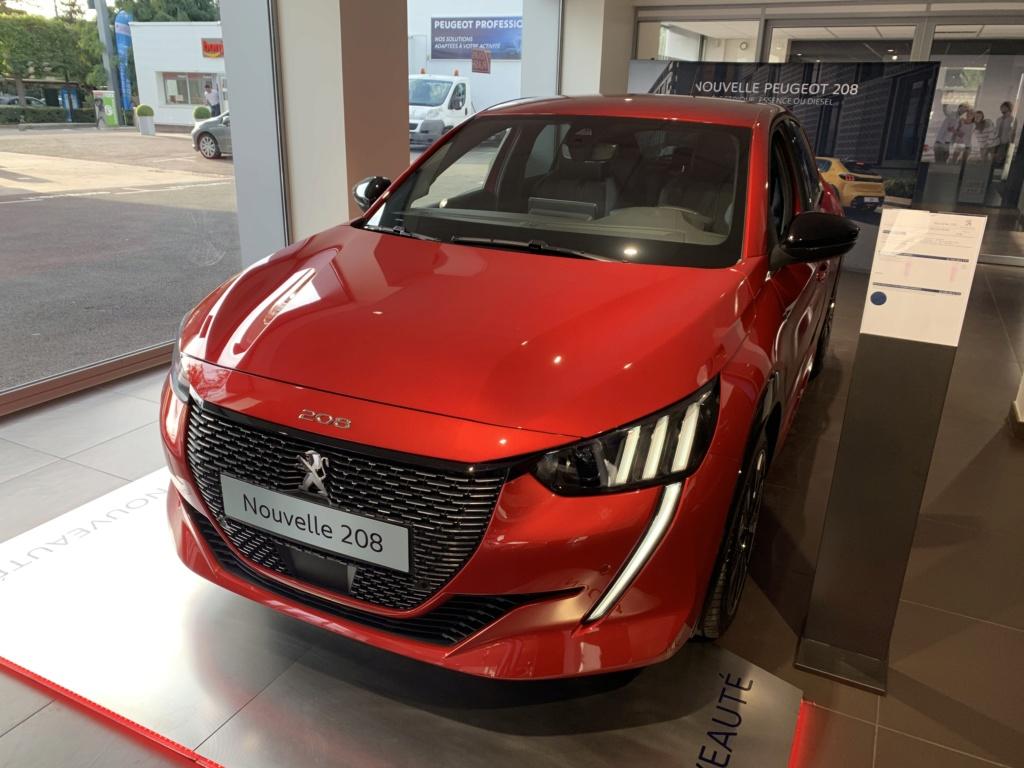 2019 - [Peugeot] 208 II (P21) - Page 2 27963f10