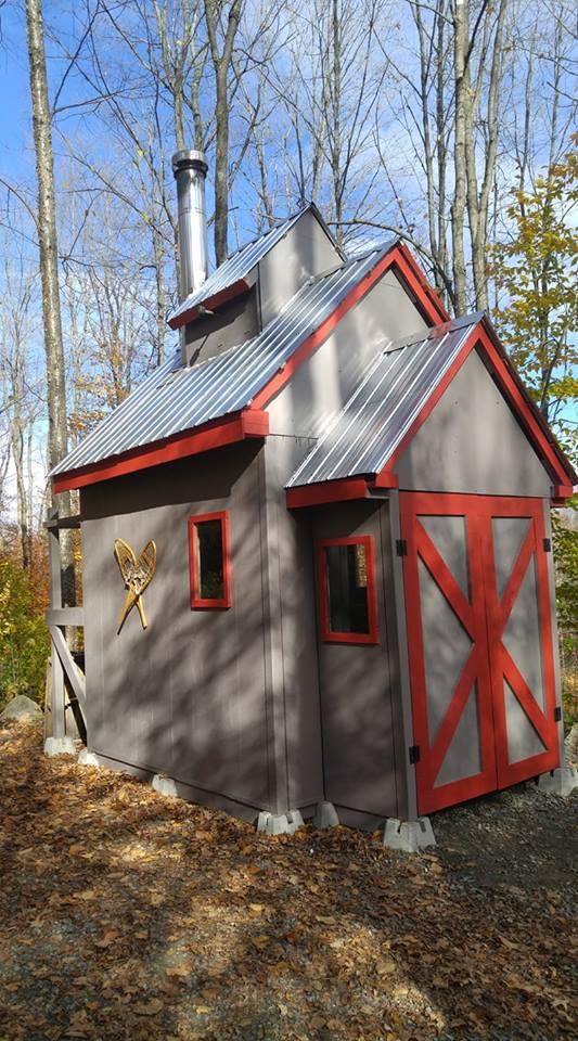 ma nouvelle cabane! 44219110