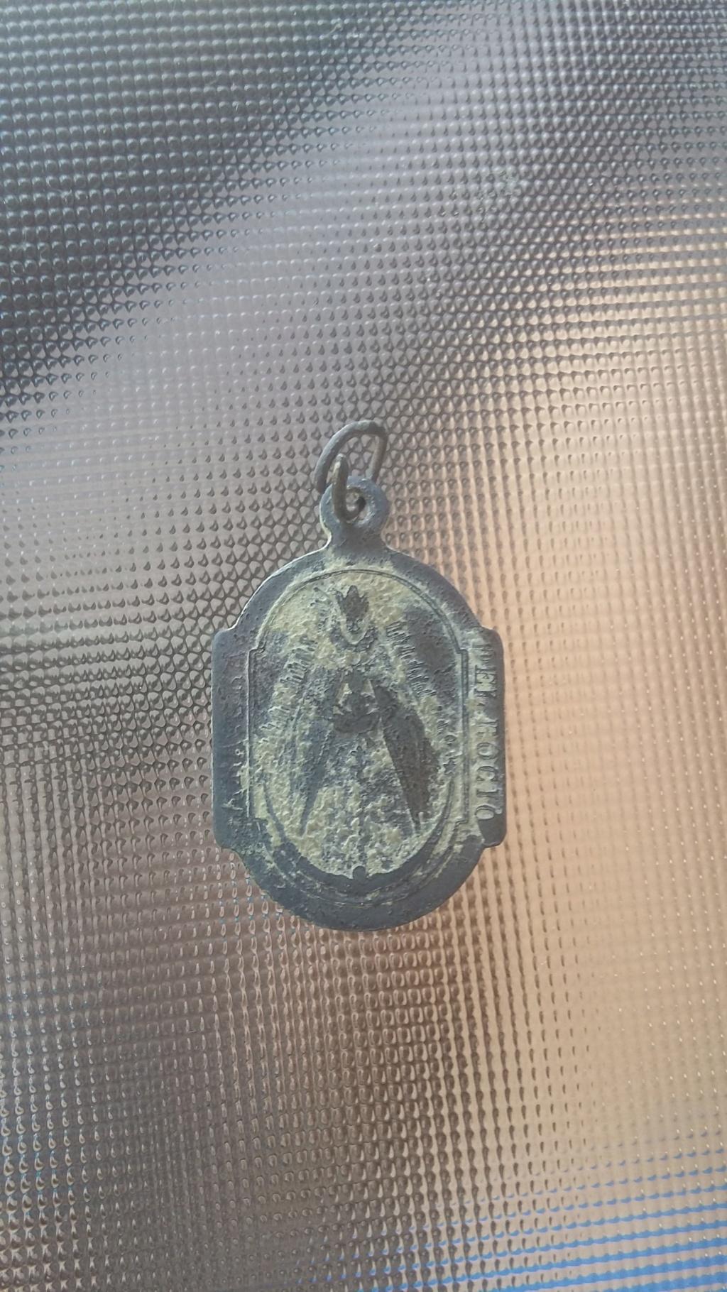 medalla virgen del rocio 20180711