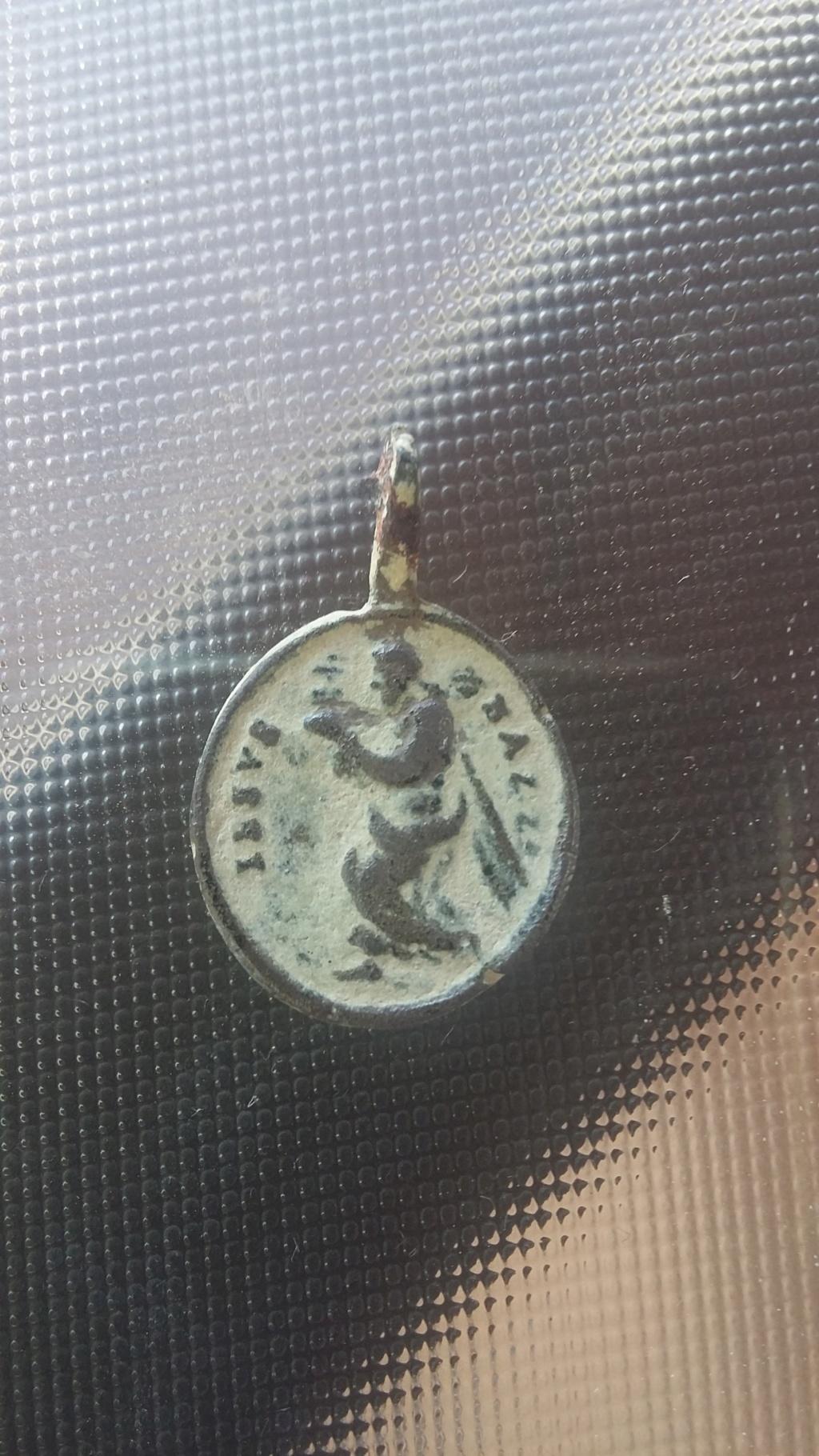 medalla religiosa? 20180721